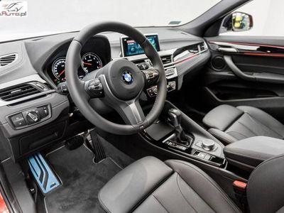używany BMW X2 X2 2dm3 231KM 2018r. 8 499kmxDrive25d | Model M Sport X | Head Up |