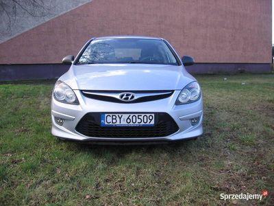 używany Hyundai i30 1,4 benzyna 2011r. w 100% bezwypadkowy sprzedam