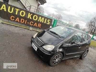 używany Mercedes 170 Klasa A W168Do poprawek lakierniczych,technicznie ok., Goczałkowice-Zdrój