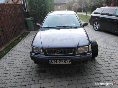 używany Volvo S40 2.0 16V 136KM 1996r. Bezwypadek