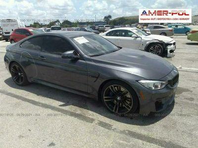 używany BMW M4 2015, 3.0L, od ubezpieczalni F82