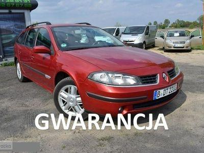 używany Renault Laguna II 1.9dm 130KM 2005r. 211 384km