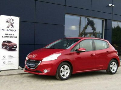używany Peugeot 208 I 1.2 PureTech Active Dealer Gwarancja Bezwypadkowy