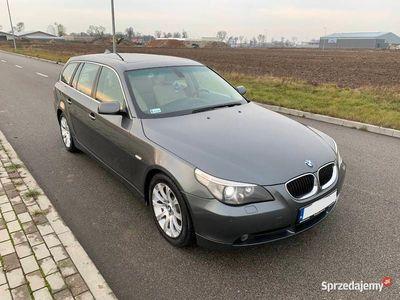 używany BMW 530 D Skóra Nawigacja Parktronik