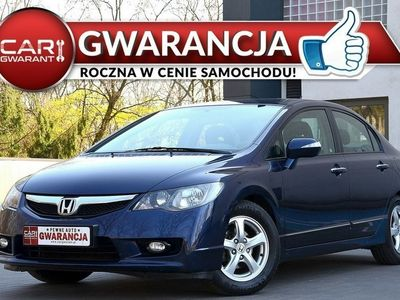 używany Honda Civic 1,3 HYBRYDA Klima Gwarancja-12-miesięcy Opłacony VIII (2006-2011)