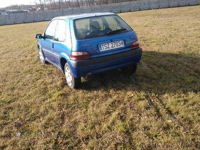 używany Citroën Saxo vts 1.4 8v benzynka Długie opłaty