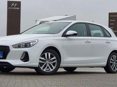 używany Hyundai i30 II 1.0 T-GDI 120 KM -CLASSIC+-pakiet LED-i rej2018- gwarancja- od Deale, Wejherowo
