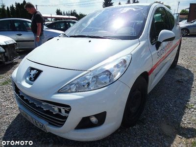 używany Peugeot 207