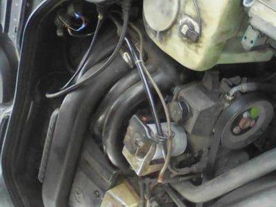 używany Mercedes C220 1995 r Disel klima