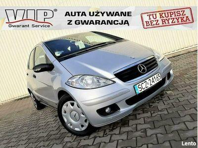 używany Mercedes A180 2,0 Zarejestrowany w Polsce Gwarancja VIP-Gwarant W169 (2004-2012)