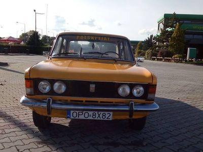 używany Fiat 125 1300,piękny klasyk