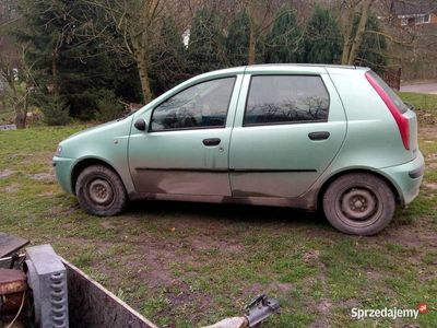 używany Fiat Punto 2