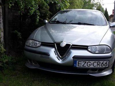 używany Alfa Romeo 156 2.4jtd