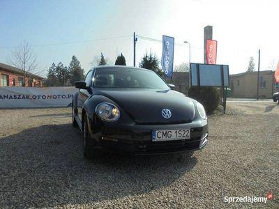 używany VW Beetle New1.8dm3 170KM 2016r. 24 000km Gwarancja przebiegu zarejestrowany opłacony super stan !