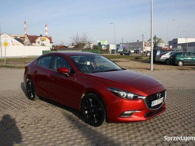 używany Mazda 3 2016/17 Bogata Wersja