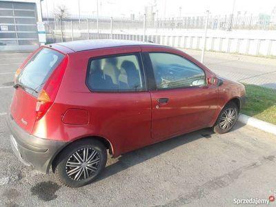 używany Fiat Punto 1.2 - rok 2002 - SPRZEDAM LUB ZAMIENIĘ