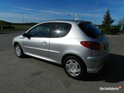 używany Peugeot 206 I 1,4i klima Zarejestrowana