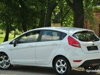 używany Ford Fiesta 1.4 LPG 2012