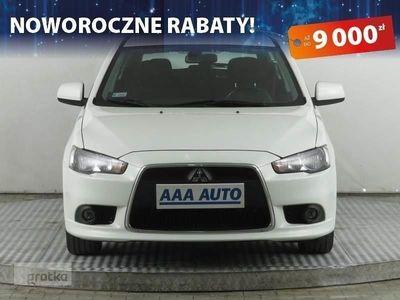 używany Mitsubishi Lancer VIII Salon Polska, Serwis ASO, Automat, Klimatronic, Tempomat,