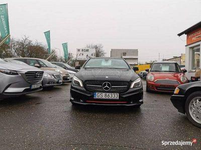 używany Mercedes CLA250 2dm 210KM 2015r. 72 225km