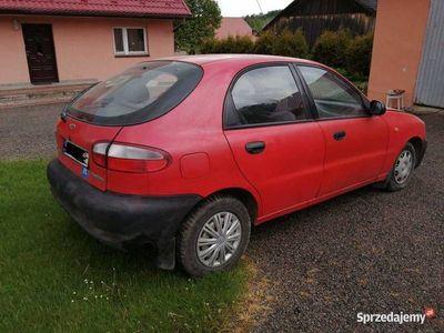 używany Chevrolet Lanos