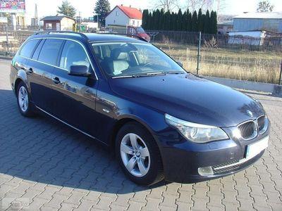 używany BMW 520 SERIA 5 d