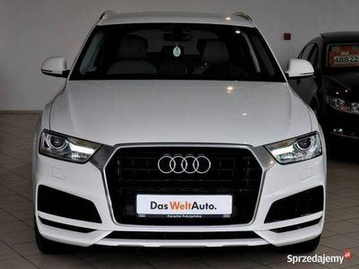 używany Audi Q3 1.4dm 150KM 2017r. 30 700km