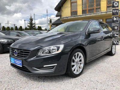 używany Volvo V60 2dm3 182KM 2014r. 170 000km D4,182PS,Summum,ASO,Gwarancja