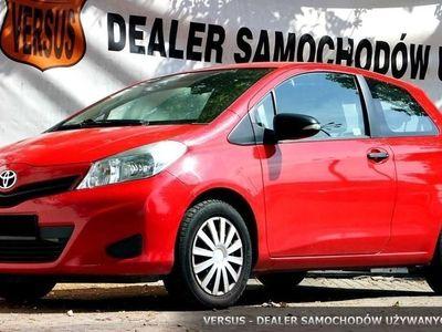 używany Toyota Yaris III 1.0VVTi 69ps 5drzwi, Klima, Salon PL, 1 wł.!