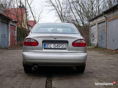 używany Chevrolet Lanos 1.5 16V LPG