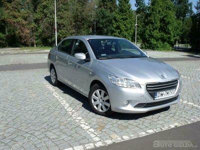 używany Peugeot 301 1.6dm 92KM 2014r. 134 000km