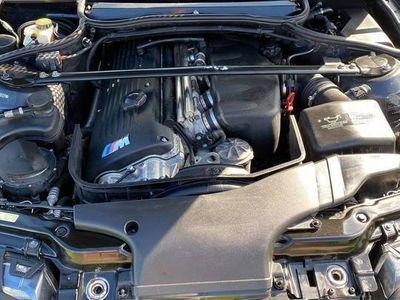 używany BMW M3 Cabriolet e46 hardtop