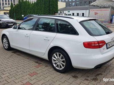 używany Audi A4 2.0TDi 143KM, Avant, stan idealny, FVAT23%