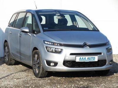 używany Citroën Grand C4 Picasso II Serwis ASO, Skóra, Navi, Klimatronic, Tempomat, Parktronic,