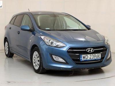 używany Hyundai i30 1.6dm 110KM 2015r. 167 029km