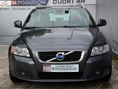 gebraucht Volvo V50 1.6dm3 115KM 2010r. 192 000km 1,6 D NAVI Xenon Opłacony GWARANCJA 241