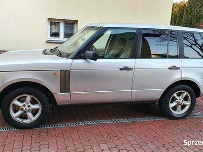 używany Land Rover Range Rover 3.0TD6 177M VOGUE LED 4x4 2003 Film