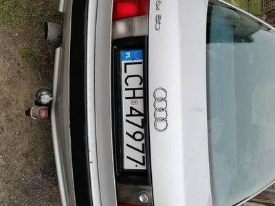 używany Audi 80 b4 benzyna gaz