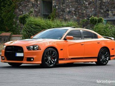 używany Dodge Charger V SRT8 6.4 V8 470KM GAZ 2014r. Orange 336szt./392 Full POLECAM