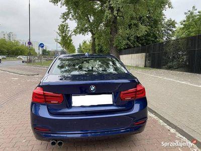 używany BMW 320 F30 i manual