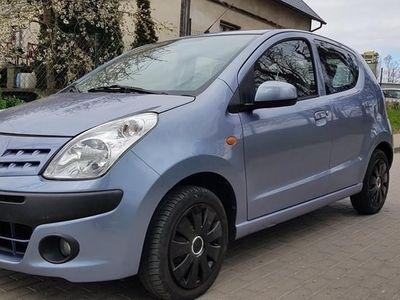 używany Nissan Pixo Benzyna, 2009r, Klima, 5-drzwi