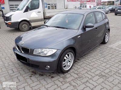 brugt BMW 116 SERIA 1Klimatyzacja