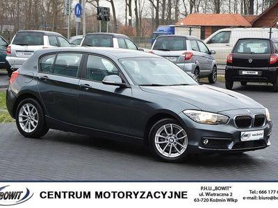 używany BMW 118 SERIA 12015r Serie 1 - Nawigacja, Klimatyzacja - Salon - Serwis