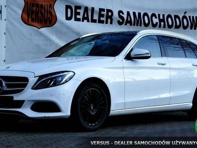 używany Mercedes 200 Klasa C W205184ps OKAZJA FV Zadbany 1wł PL salon Zamiana Leasing