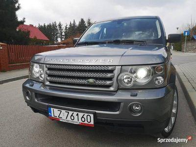 używany Land Rover Range Rover Sport 2.7 diesel 4x4 zarejestrowany