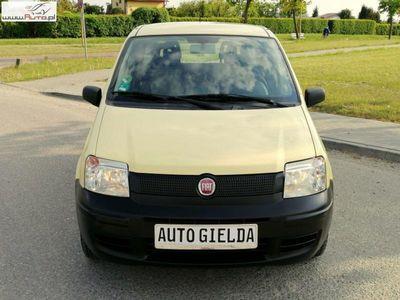 używany Fiat Panda 1.1dm3 54KM 2009r. 92 320km Elektryczny Szyby / Klimatyzacja / 92.ooo km / Serwis