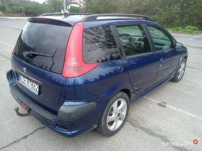 używany Peugeot 206 SW, 1.6 16V klima elektryka itp