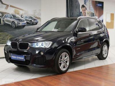 używany BMW X3 X3 II (F25) 2.0 DxDrive20d Aut. Salon PL Gwarancja