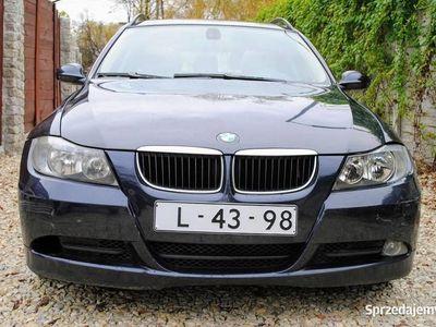 używany BMW 318 d Panorama Sport Pakiet PDC Mały Przebieg