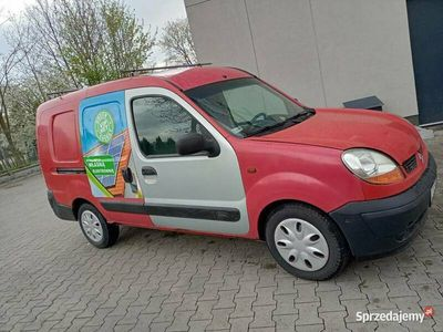używany Renault Kangoo LIFT Express 2metry paka